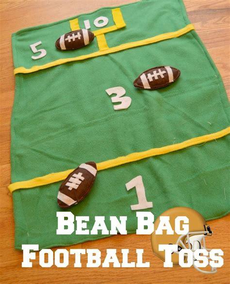 childs bean bag toss bean bag football toss for family for the