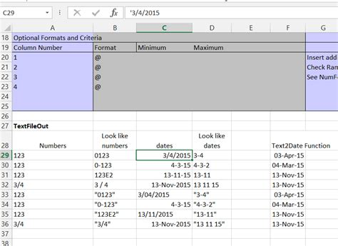 format csv as text dealing with dates 3 opening and saving csv files without
