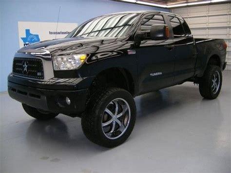 2008 Toyota Tundra Lift Kit Buy Used We Finance 2008 Toyota Tundra Sr5 4x4