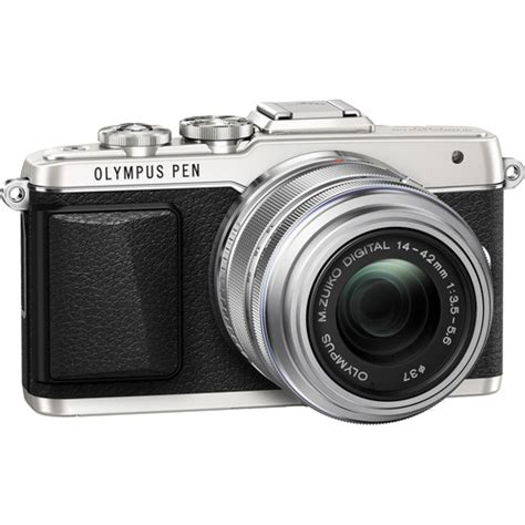 Olympus Pen F Mirrorless Micro Four Thirds Digital Only olympus pen e pl7 mirrorless micro four thirds v205071su000 b h