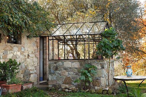 serra da giardino usata serra in vetro usata idee creative di interni e mobili