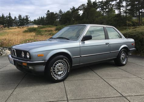 Bmw 323i no reserve 1985 bmw 323i for sale on bat auctions