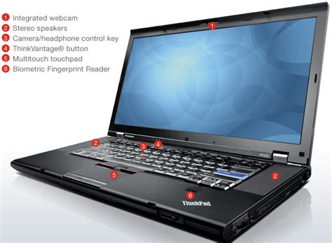 Laptop Lenovo Thinkpad W520 my e learning production environment itlever