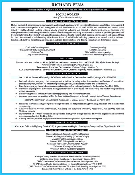 Criminal Justice Resume by Best Criminal Justice Resume Collection From Professionals