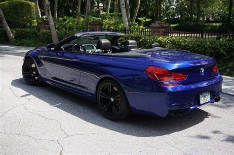 2014 bmw m6 convertible base 2dr rear wheel drive convertible interior bmw m6 rear wheel drive in florida for sale used cars on