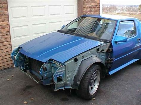 chrysler conquest custom bshade584 1989 chrysler conquest specs photos