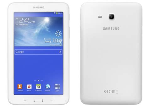 Pasaran Samsung Tab 3 Lite Second samsung galaxy tab3 lite android 4 2 tablet price revealed