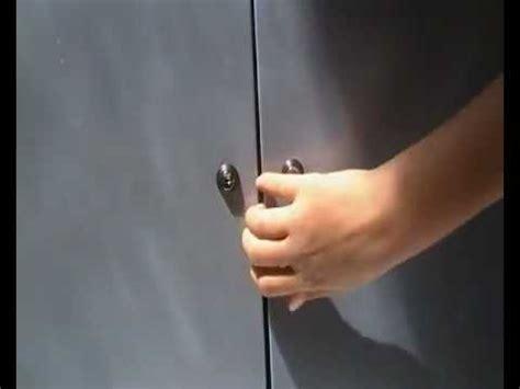 comment ouvrir une serrure avec un test