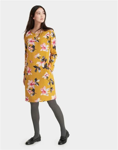Trend Alert Pink Dresses by Trend Alert For Autumn Pink And Yellow Jacquardflower