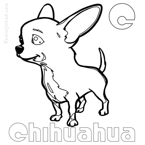 chiwawa puppies coloring pages chihuahua coloring pages free download coloring pages