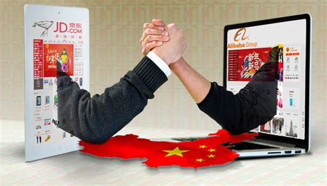 alibaba vs jd ecommerce giants alibaba jd com fight to control the