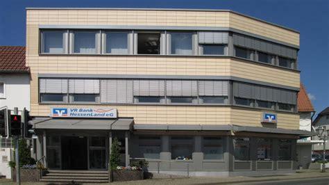 Vr Bank Hessenland Eg Gesch 228 Ftsstelle Neukirchen