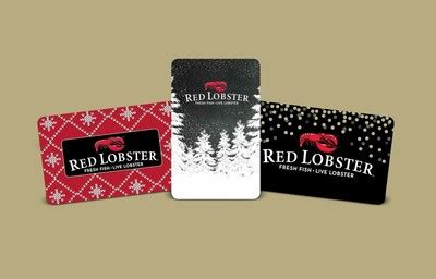Red Lobster Gift Card Bonus - red lobster 174 holiday gift cards include give a gift get a gift bonus offer