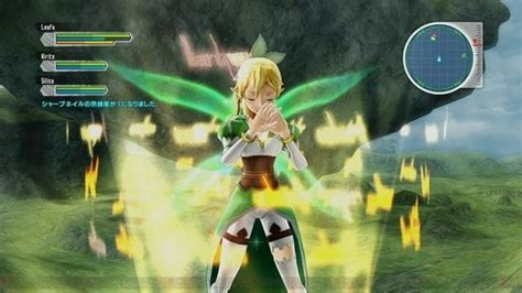anime pc games the next chapter in anime rpg sword art online lost song