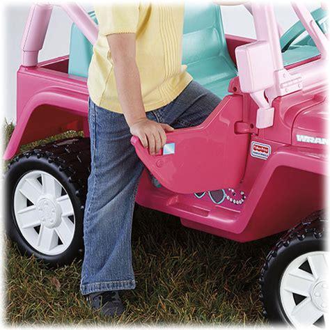 purple barbie jeep power wheels barbie jammin jeep wrangler purple autos weblog