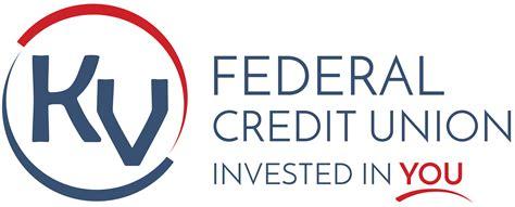 credit union logo kv federal credit union logos download