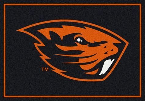 College Rugs Oregon State Beavers Area Rug Ncaa Beavers Area Rugs
