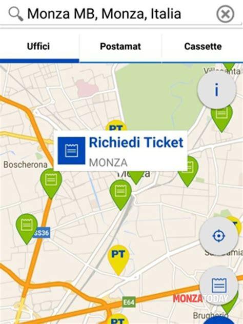 uffici postali monza la nuova app di poste italiane per prenotare il posto in fila