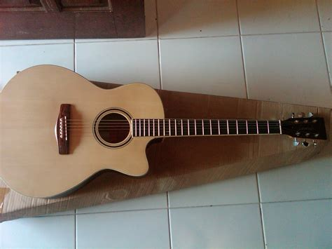 Gitar Akustik Equalizer Digitar axel store model custom gitar akustik lakewood