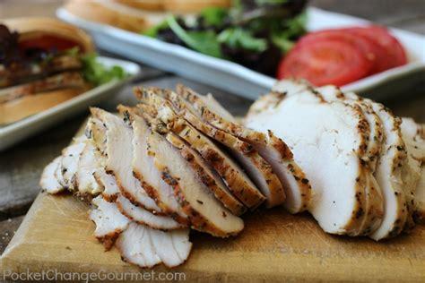 easy boneless turkey breast recipes cooker turkey breast pocket change gourmet
