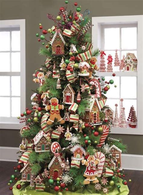 christmas decorating ideas cookie outdoor tree top 5 christmas tree theme photos and decorating idea