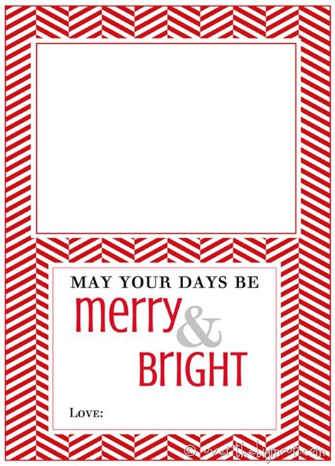 printable gift card holder