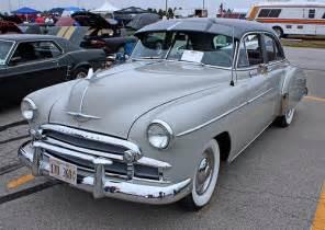 1950 chevrolet styleline deluxe 4 door sedan 4 of 12