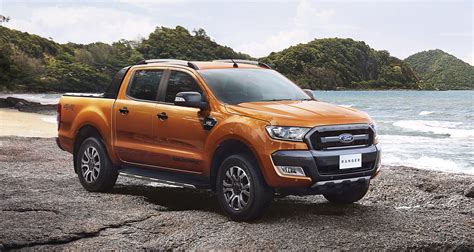 ford ranger 2015 2015 ford ranger wildtrak revealed photos 1 of 5