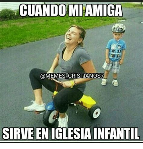 Meme A Picture - cuandomiamiga a memes cristianos7 sirveen meme on sizzle