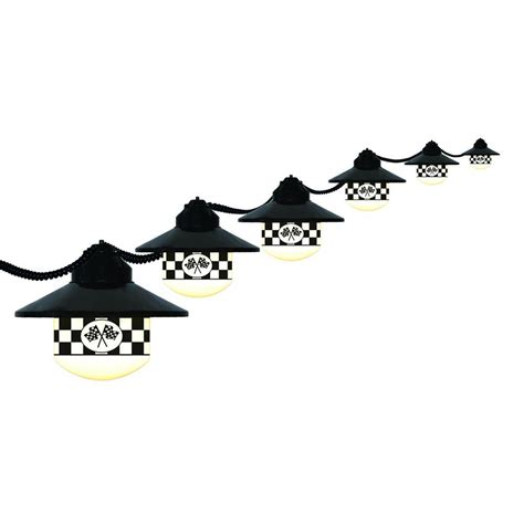 awning lights for cing feit electric 10 socket outdoor string light 72041 the