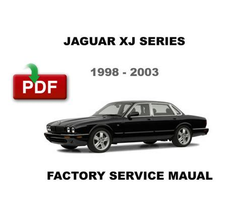 how to download repair manuals 2000 jaguar xj series seat position control jaguar xj xj8 xjr 1998 1999 2000 2001 2002 2003 factory workshop service manual other books