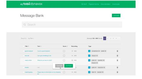 bank portal support for software and devices tobii dynavox