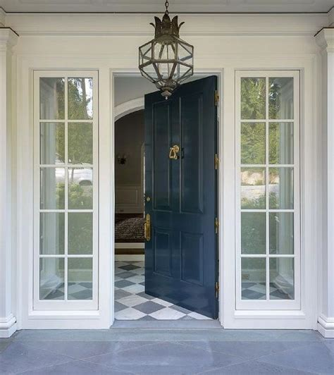 blue front doors 25 best ideas about navy front doors on blue