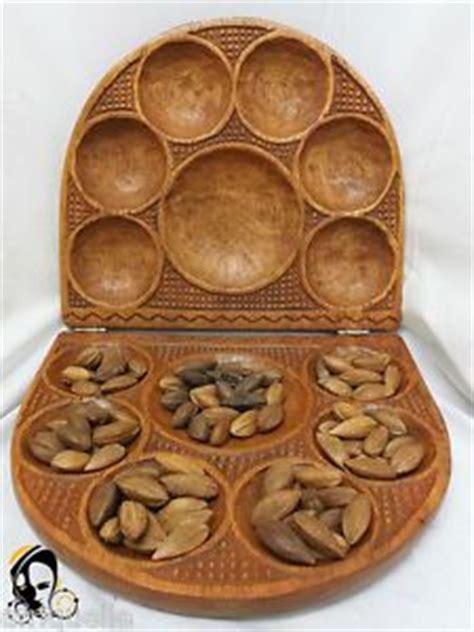 Handmade Mancala Board - 17 best images about tavolieri antichi mancala on