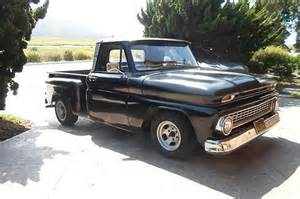 buy used 1965 chevy c10 bed stepside v8 auto p s p b
