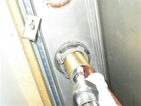 Faucet Lock Nut Stuck