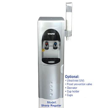 Water Dispenser Sharp Indonesia sharp tankless water cooler cqe wc 00909 with uf
