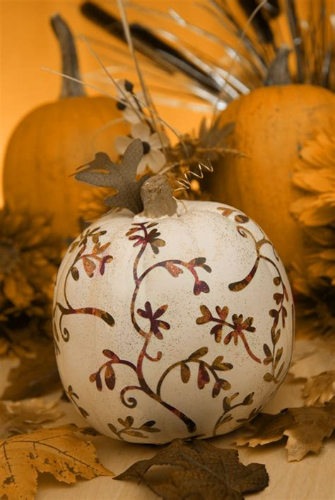 Decoupage Pumpkins - mary s corner decoupaged pumpkin svgcuts