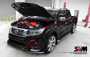 Nissan V6 Svm Nissan Navara Np300 Is Powered By An 800 Hp Vr38dett