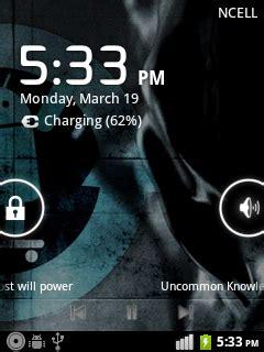 Speaker Samsung S5570 Call screenshots of official cyanogenmod 7 2 rc1 on galaxy mini