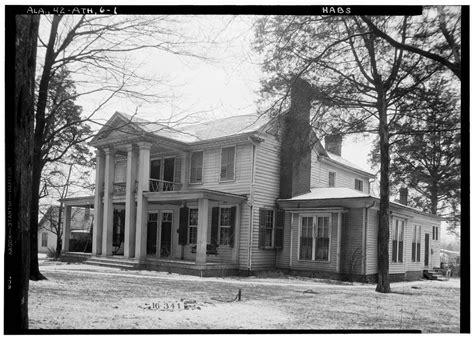 Limestone County Records Image Governor George S Houston House 101 Houston