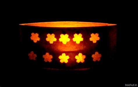 Diwali Paper Lantern - diwali paper lantern craft