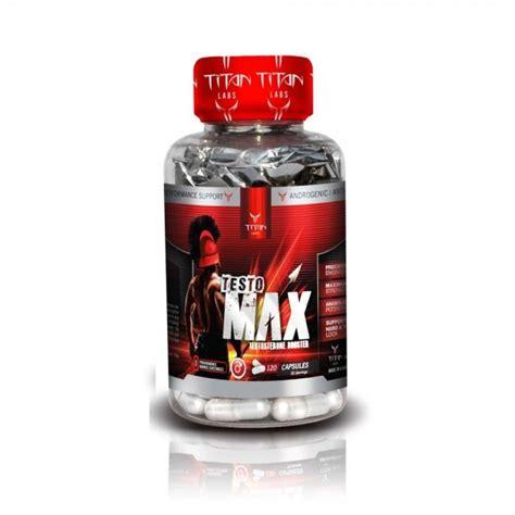 Testo E Koa Labs titan labs testo max bodybuilding sa