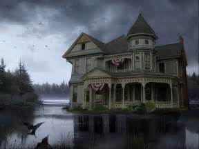 Haunted House In Expecting This Haunted House