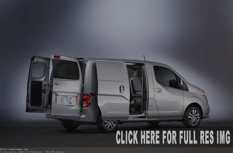 chevy express cargo vans release date  auto suv