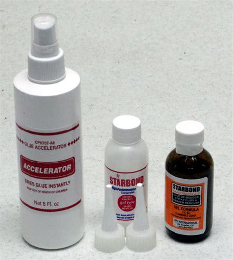 Starbond Glue System