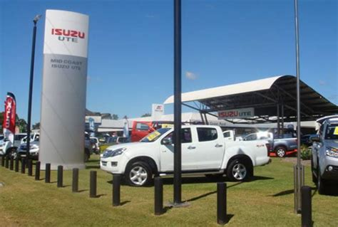 isuzu ute dealer taree mid coast isuzu ute