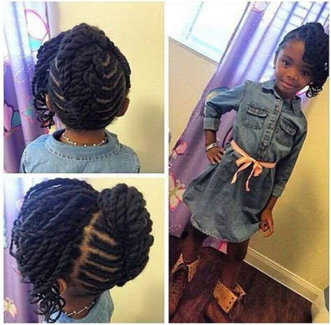 sophisticated hairstyles for kids 50 classy black kids hairstyles ashstyles com