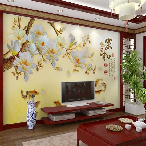 Country Home Interior Designs by Customized Large Mural 3d Wallpaper Wall Paper Bedroom