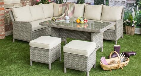 How To Protect Wicker Outdoor Furniture by Protect Your Synthetic Rattan Garden Furniture In Winter